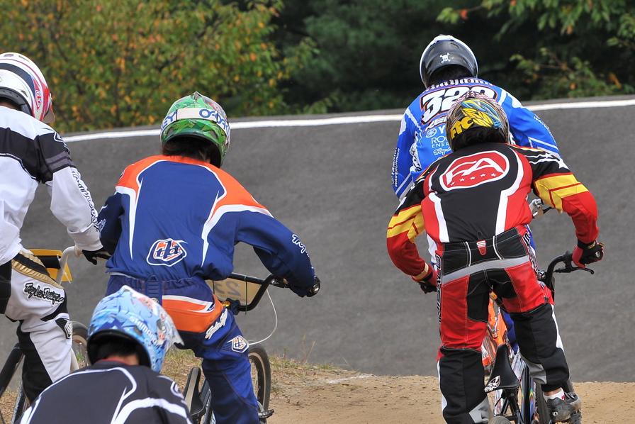 第55回全日本プロ選手権自転車競技大会BMX競技INひたち:全クラスの予選その2_b0065730_7121877.jpg