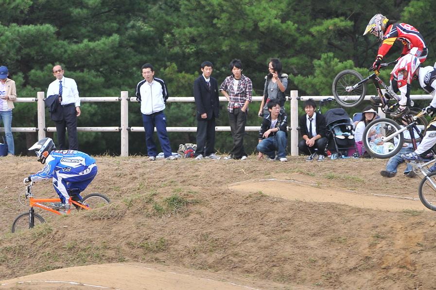 第55回全日本プロ選手権自転車競技大会BMX競技INひたち:全クラスの予選その2_b0065730_713161.jpg