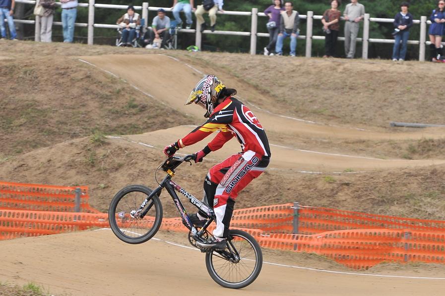 第55回全日本プロ選手権自転車競技大会BMX競技INひたち:全クラスの予選その2_b0065730_7151881.jpg