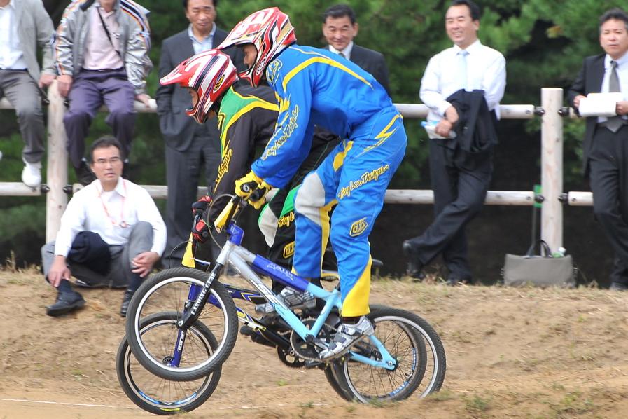 第55回全日本プロ選手権自転車競技大会BMX競技INひたち:全クラスの予選その2_b0065730_754583.jpg