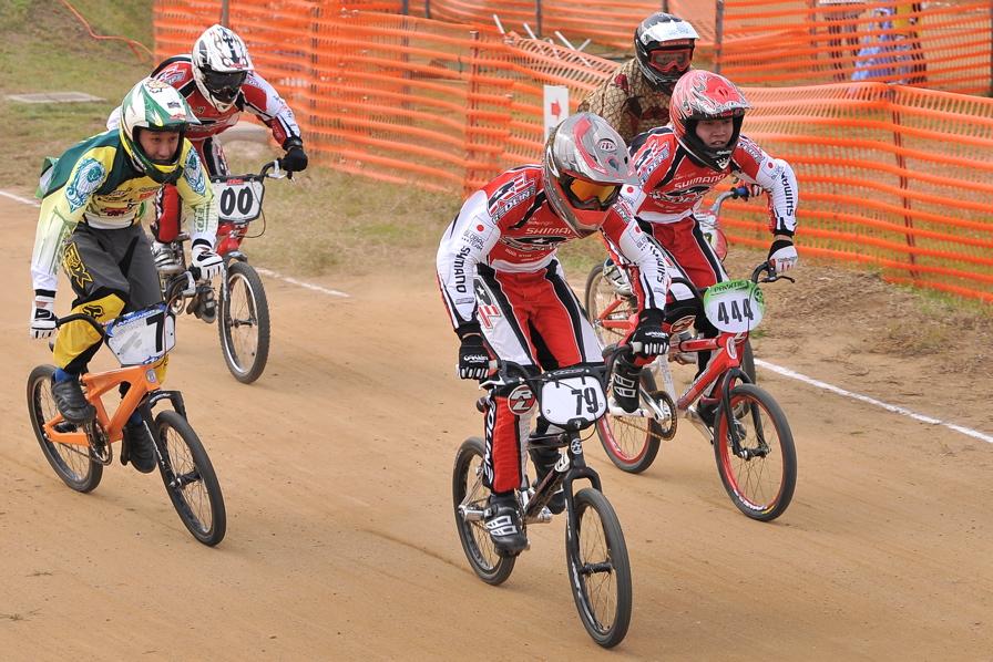 第55回全日本プロ選手権自転車競技大会BMX競技INひたち:全クラスの予選その2_b0065730_772981.jpg