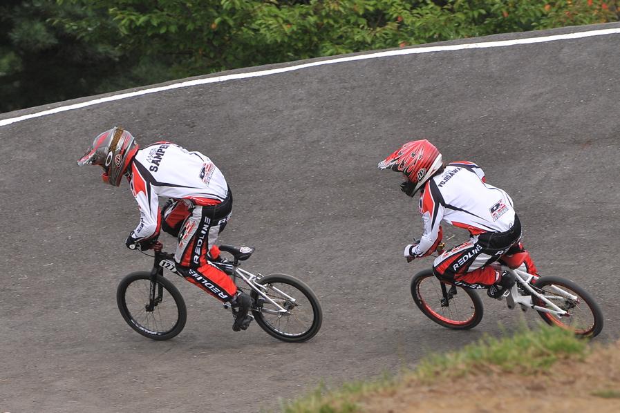 第55回全日本プロ選手権自転車競技大会BMX競技INひたち:全クラスの予選その2_b0065730_78123.jpg