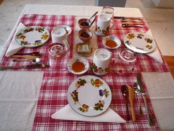 朝食@Galleria Ars Apua_d0136540_18261527.jpg