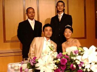 2008年10月7日 結婚式_c0068174_1627366.jpg