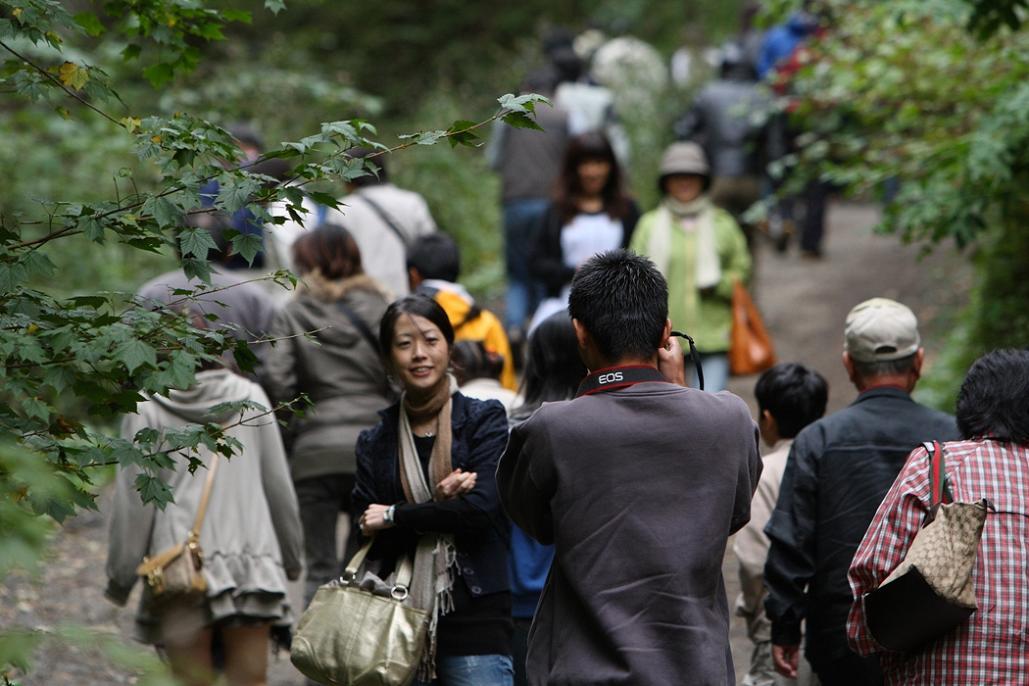軽井沢への小旅行 <9> 白糸の滝 2008年9月28日_e0143883_17182715.jpg