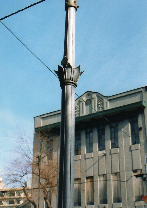 函館銀座通り・レトロ建築コレクション(その5、銀座の街灯)_f0142606_22524636.jpg