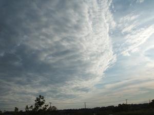 秋の空・・・!_f0129627_18311824.jpg
