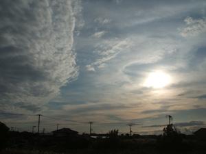 秋の空・・・!_f0129627_18334765.jpg