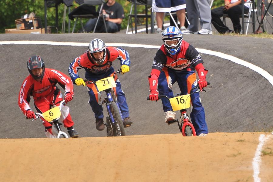 第55回全日本プロ選手権自転車競技大会BMX競技INひたち:全プロクラス準々決勝〜準決勝_b0065730_6571238.jpg