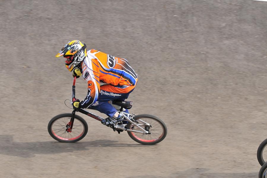第55回全日本プロ選手権自転車競技大会BMX競技INひたち:全プロクラス準々決勝〜準決勝_b0065730_745323.jpg