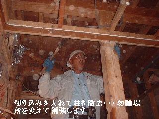 リフォーム工事・・・3日目  女仕事人の気合!!_f0031037_20232415.jpg