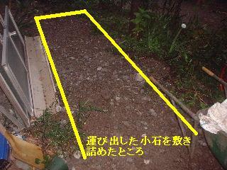 リフォーム工事・・・3日目  女仕事人の気合!!_f0031037_20265869.jpg