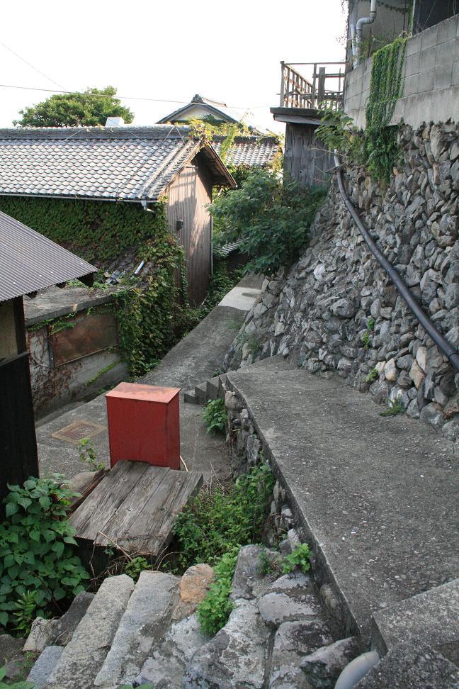 「男はつらいよ」ロケ地・琴島           出会い(高見島)_a0107574_10323324.jpg