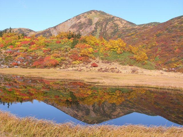 7日、雨飾山、8日は火打山と妙高山_f0138096_19122093.jpg