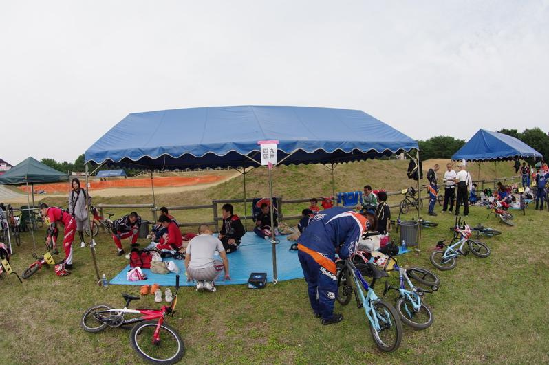 第55回全日本プロ選手権自転車競技大会BMX競技INひたち:最終回コース外の風景_b0065730_2313275.jpg