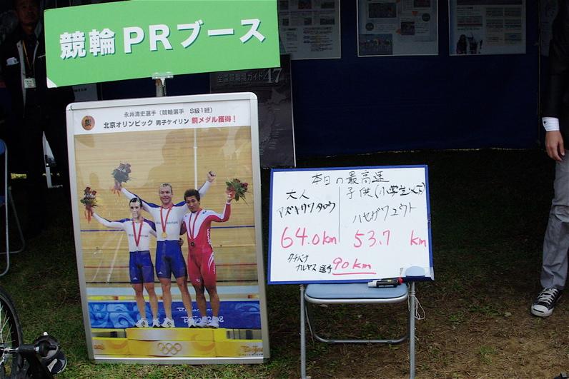 第55回全日本プロ選手権自転車競技大会BMX競技INひたち:最終回コース外の風景_b0065730_23283728.jpg