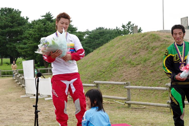 第55回全日本プロ選手権自転車競技大会BMX競技INひたち:最終回コース外の風景_b0065730_23423031.jpg