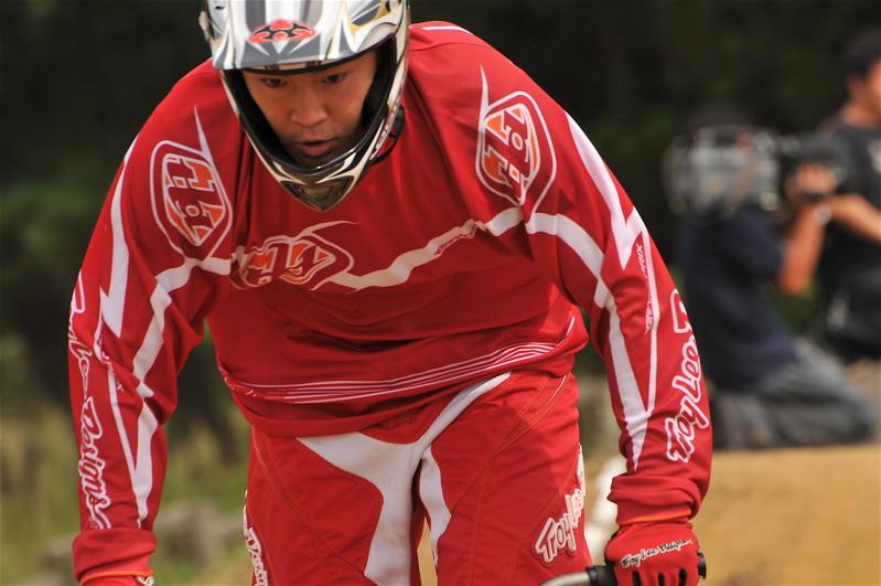 第55回全日本プロ選手権自転車競技大会BMX競技INひたち:最終回コース外の風景_b0065730_2344272.jpg