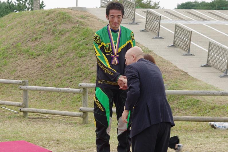 第55回全日本プロ選手権自転車競技大会BMX競技INひたち:最終回コース外の風景_b0065730_23494361.jpg