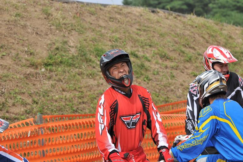 第55回全日本プロ選手権自転車競技大会BMX競技INひたち:最終回コース外の風景_b0065730_2354831.jpg