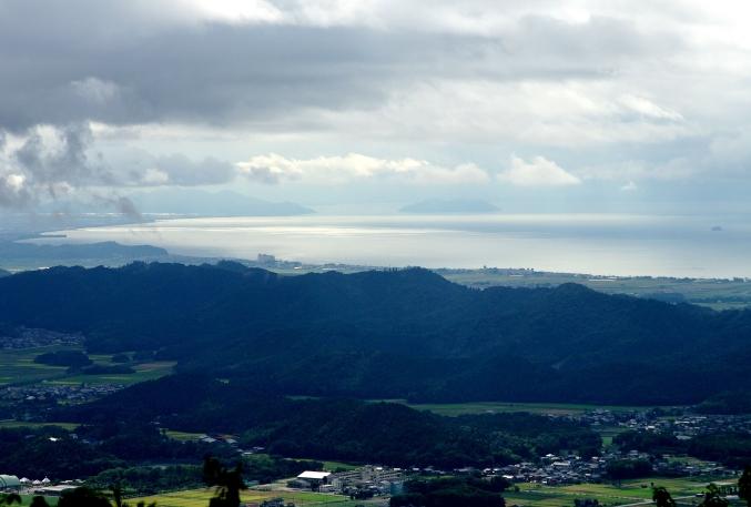 伊吹山を貸切 その2  霧の中で _d0145934_15344039.jpg