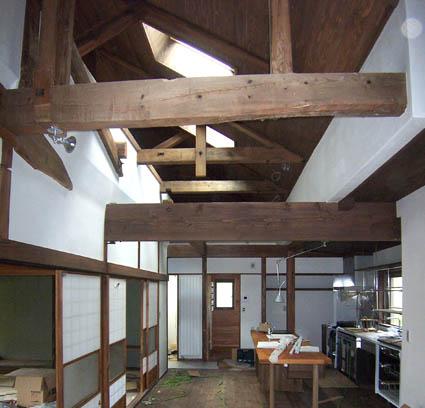 断熱・耐震改修の本荘の家:事務所の完了検査_e0054299_9515892.jpg