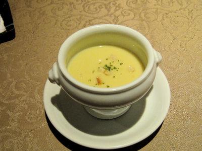 スープ(さつまいものスープ)