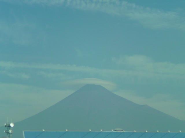 今日の富士山は素晴らしかった!!!_e0051174_20584467.jpg
