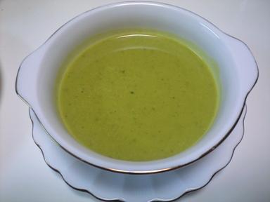 おうちご飯 煮物の残りで~ かぼちゃのスープ♪_e0123286_20234463.jpg
