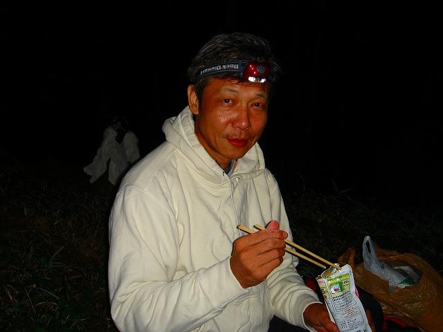 <2008年10月4~5日>南アルプス深南部の秘峰「池口岳」_c0119160_17402054.jpg
