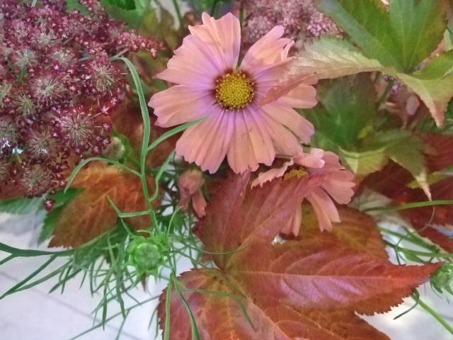 オークリーフ花の教室(中山さんの作品)_f0049672_1641216.jpg