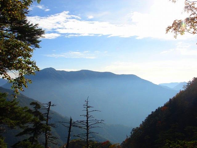<2008年10月4~5日>南アルプス深南部の秘峰「池口岳」_c0119160_7372079.jpg