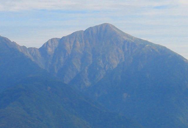 <2008年10月4~5日>南アルプス深南部の秘峰「池口岳」_c0119160_7451741.jpg
