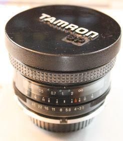 カメラレンズ(3) タムロンSP17mmF3.5_a0095470_23413176.jpg
