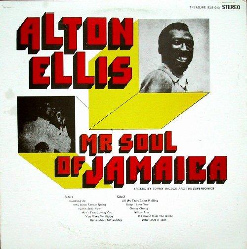 Alton Ellis Daydreaming