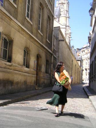 2008パリノエルツアー、斎藤 由美さんからのメッセージ☆_b0111306_0291443.jpg