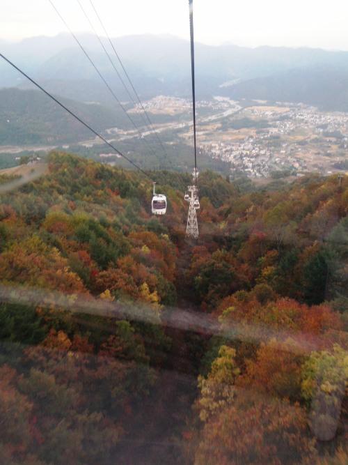 秋晴れの唐松岳_c0177814_11543674.jpg