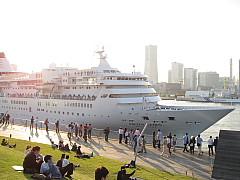 「パシフィックビーナス」 in 横浜_d0046025_20434152.jpg