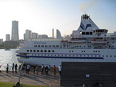 「パシフィックビーナス」 in 横浜_d0046025_20451573.jpg
