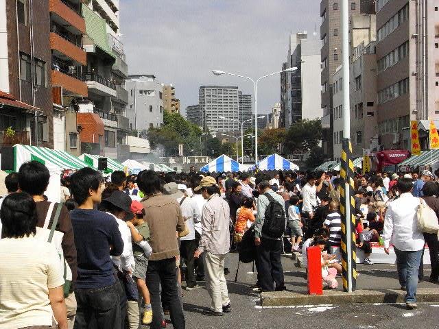10月12日(日) 築地場外市場「食育まつり」_d0082944_0272728.jpg