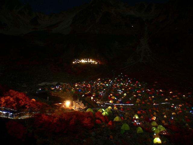 紅葉祭り涸沢_d0110562_19413135.jpg