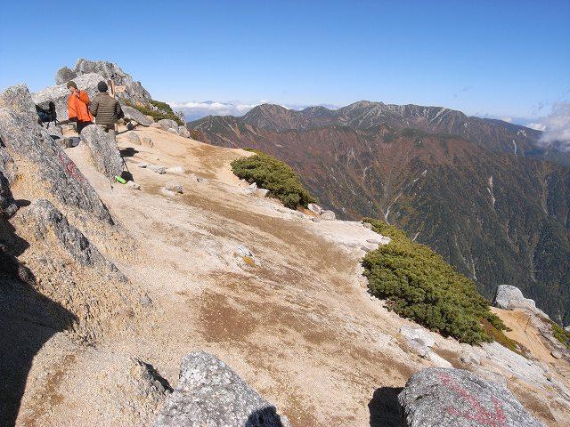 10月13日、空木岳_f0138096_17313982.jpg