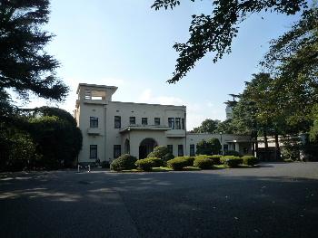 アールデコの館 東京都庭園美術館_d0029066_234530.jpg