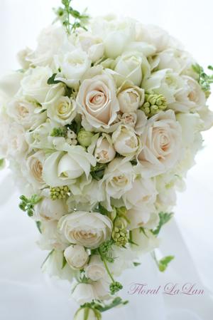 kumikoちゃんWedding Bouquet_d0141376_0413228.jpg