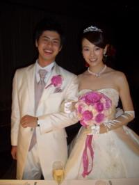 kumikoちゃんWedding Bouquet_d0141376_1245850.jpg