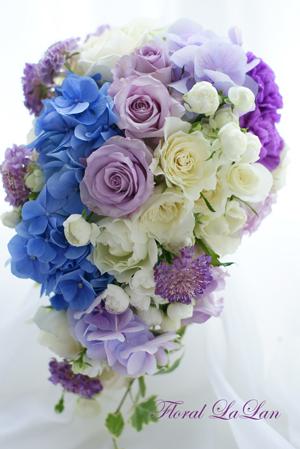 rumiさんWedding Bouquet_d0141376_1525797.jpg