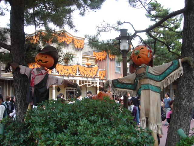 TDL Halloween Attack!!_f0011179_1021239.jpg