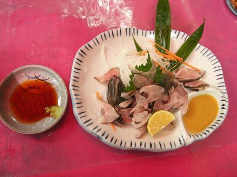 ちょっと九州へ。其ノ四 高千穂で食べた物、聞いた事_c0011501_2219252.jpg