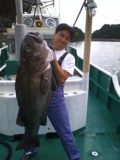 お魚いただきました。_f0076552_23151179.jpg