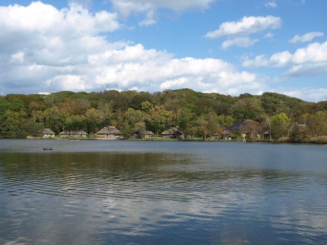 ♪ポロトの湖畔~_d0153062_8452662.jpg